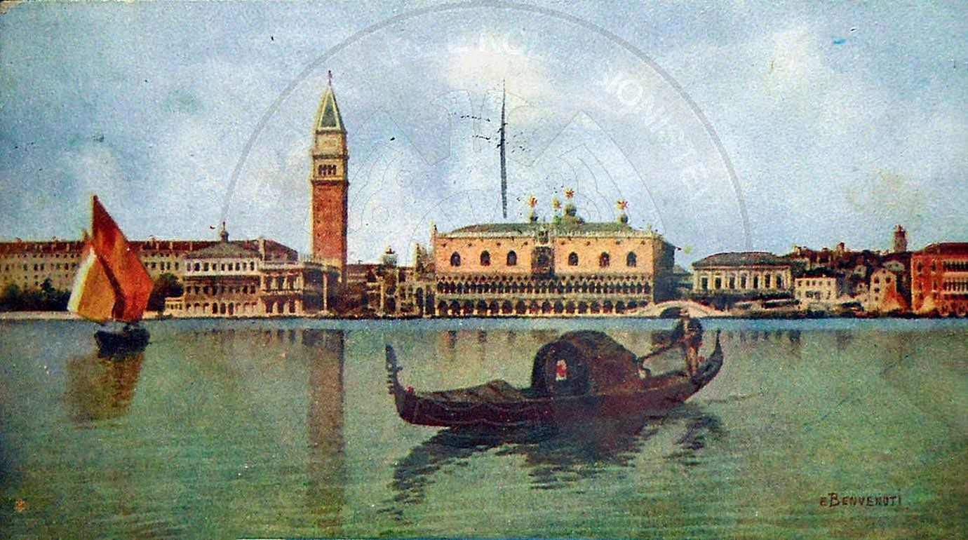 17 Nëntor 1401, Senati Venedikas demaskon Gjergj Strazimirin