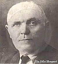 "23 November, 1919, was established the Patriotic Society ""Vllazëria"""