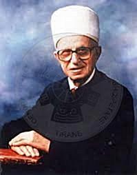 24 November 1919, was born the cleric Vehbi Ismaili