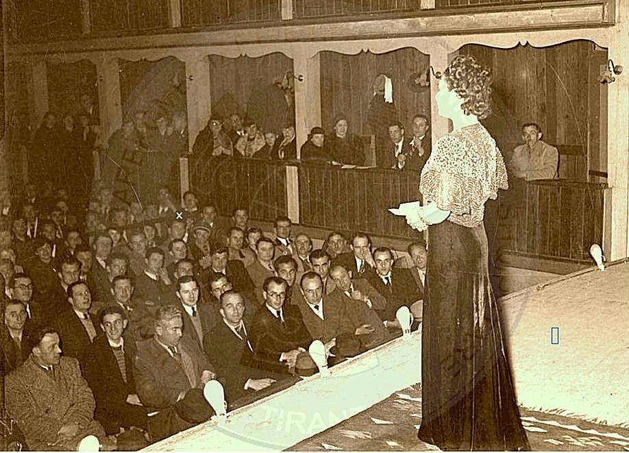 11 Dhjetor 1936, koncerti me atmosferë të zjarrtë i Tefta Tashkos në Shkodër