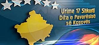February 17th 2008,  Kosovo declared its independence