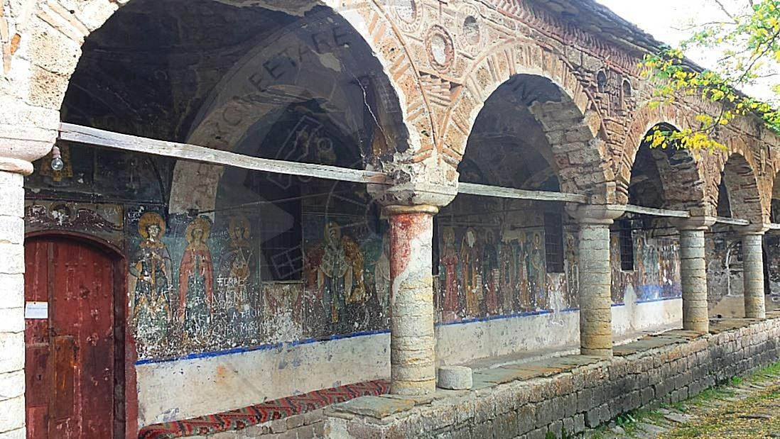 17 February 1811, was completed the decoration of the St. Kolli church in Lushnja