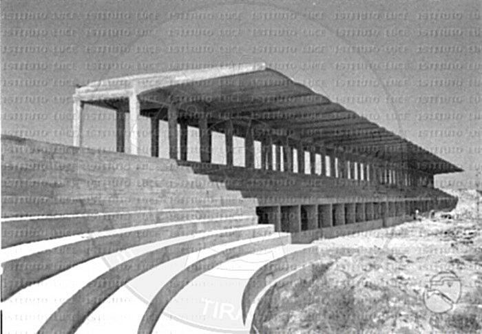 """23 Mars 1938, qeveria miratoi fondin për ndërtimin e stadiumit """"Qemal Stafa"""""""