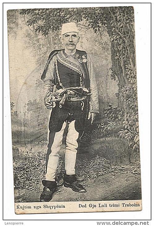 24 Mars 1911, shpërtheu kryengritja e Ded Gjo Lulit