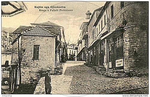 """30 March 1908, was opened in Gjirokastra the Albanian school """"Liria"""""""