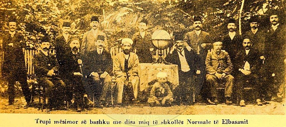 24 Mars 1895, lindi mësuesi intelektual Sulejman Harri