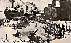 23 Mars 1939 filluan ne Rome pregatitjet per pushtimin e Shqiperise