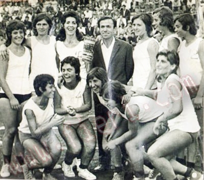 25 July 1997, the famous volleyball player Fahrie Hoti died