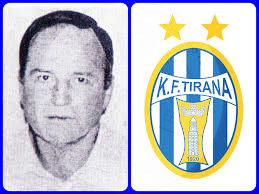 """25 July 1942, was born Gezim Kasmi, the famous footballer of """"17 November"""" and our """"national team"""""""