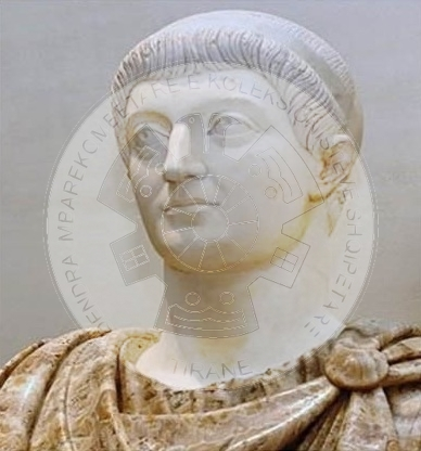 25 July 306 boarded the throne, Constantine the Great