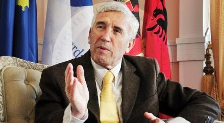 26 July 1944, was born Nezhat Daci, President of the Assembly of Kosovo