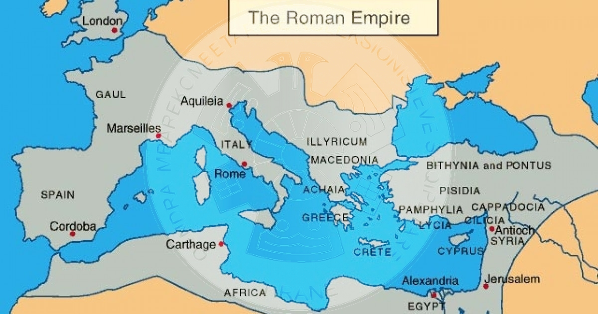 27 July 306, died Kostanci I, emperor of Rome of Illyrian descent